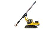 中一惠龙机械,打桩机,小型打桩机,小型旋挖钻机