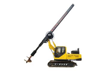 13米履带式旋挖钻机