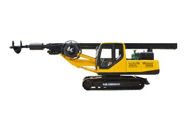 20米履带式旋挖钻机