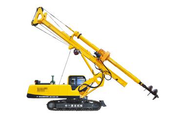 15米机锁杆旋挖钻机