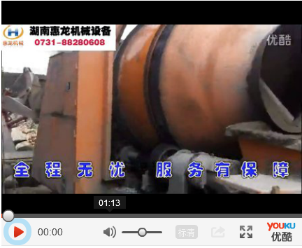娄底新化曾老板拖泵施工视频-惠龙机械