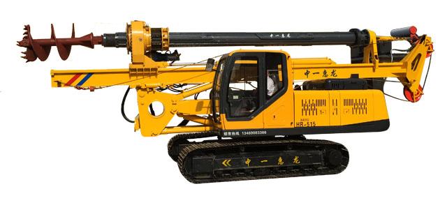 <b>机锁杆式旋挖钻机打桩机V8-200-战斗王</b>